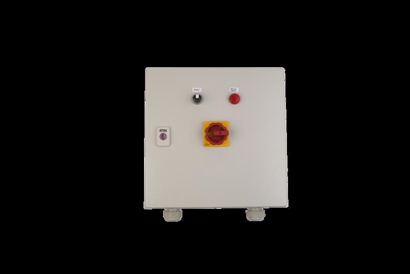 Starterkast Softstarter 400V 7,5kW-11kW