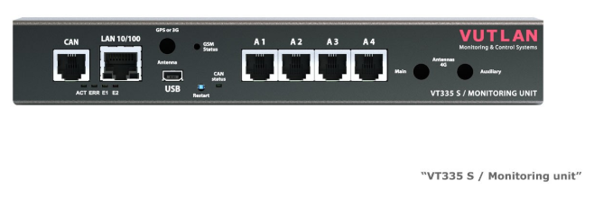 VT335S Monitoring Unit