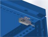 VT531 Optische Sensor bevestiging