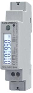 1-Fase kWh Meter