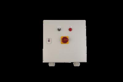 Starterkast Softstarter 400V 3kW-5,5kW